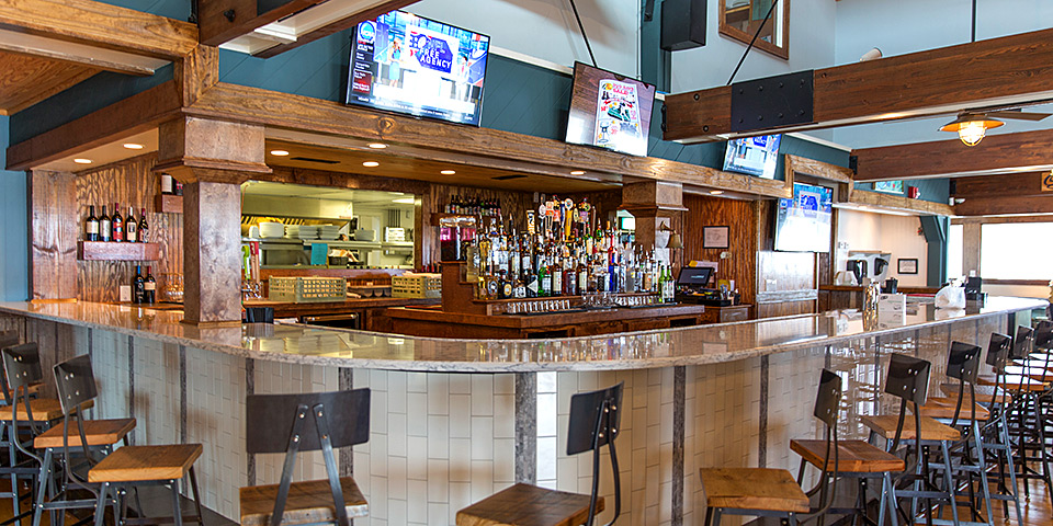 Home blue water grill manteo nc restaurant obx - Blue water bar and grill ...