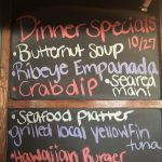 Thursday Dinner Specials: Burger and Brew $15