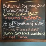 Tuesday Lunch Specials 12/13; Enjoy 1/2 off bottles of wine!