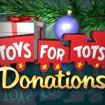 Toys for Tots!  Donate Toy and Receive 20% OFF entree!