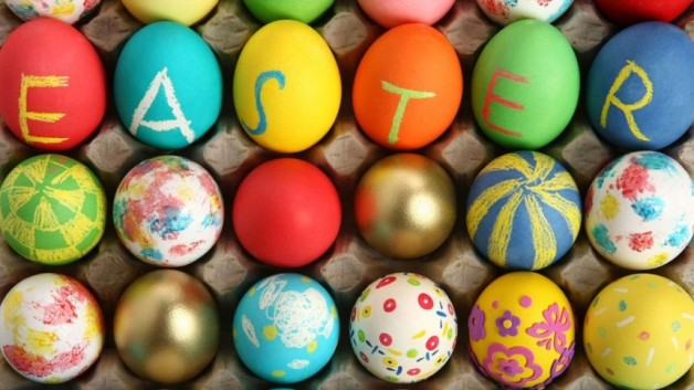 Closed Easter Sunday, April 16