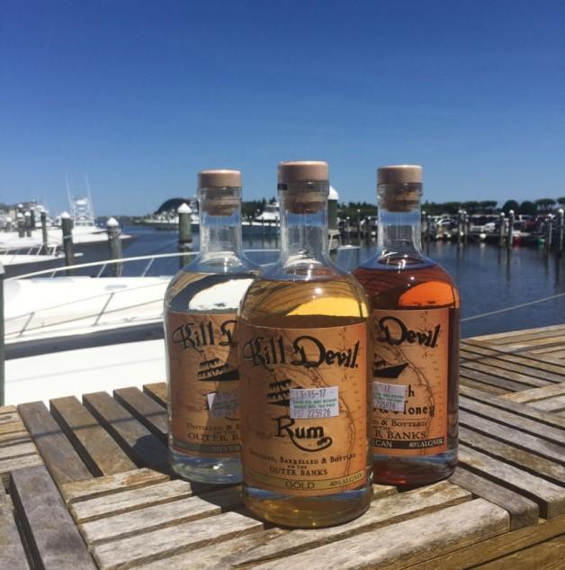 This Sunday, May 21– Kill Devil Rum at Mimi's Tiki Hut!