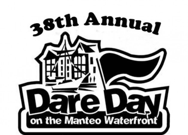 Manteo's First Friday, Dare Day, and Blue Water this weekend!